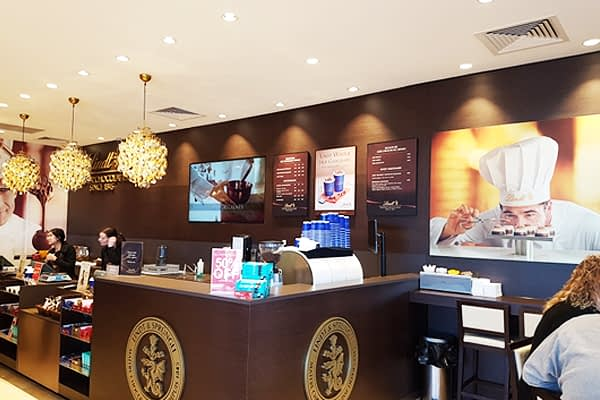 Carousel Coffee Shop