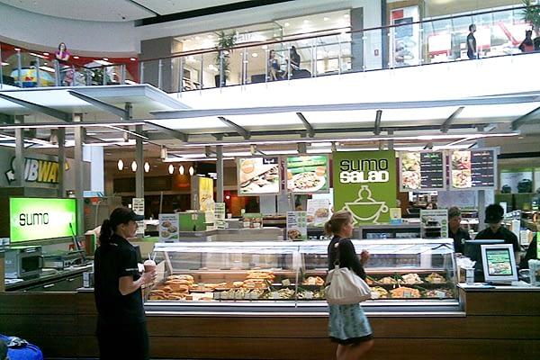 Carousel Sumo Salad