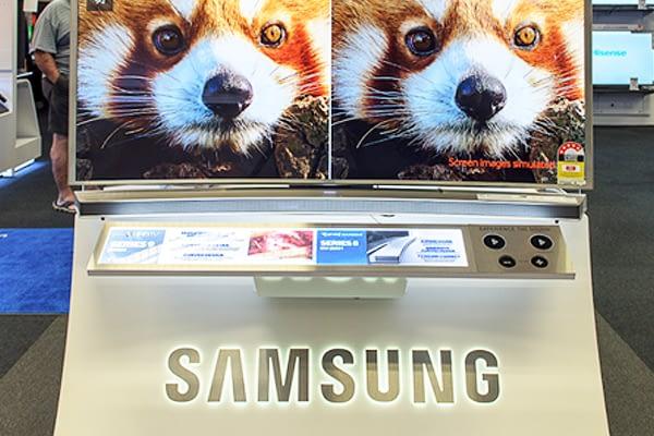 Carousel Samsung